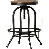 Round Bar Stools 03