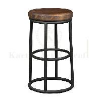 Round Bar Stools 06