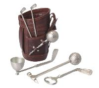 Golf Set Style Desk Organizer