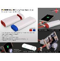 Sliding Power Bank with Mobile Stand