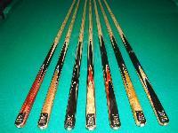Snooker Cues 02