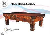 Customized Pool Table (SBA - 018)