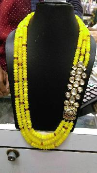 Pearl Necklace Set 02