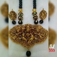 Pearl Necklace Set (SJ 333)