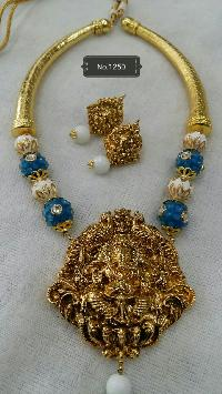 Pearl Necklace Set (1250)