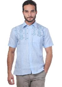 Mens Lucknowi Shirts=>Mens Lucknowi Shirt (20007)