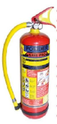 DCP Type Fire Extinguisher 01