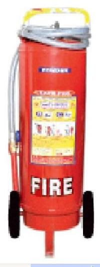 DCP Type Fire Extinguisher 08