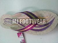 Ladies PU Slippers 01