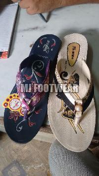 Ladies PU Slippers 07
