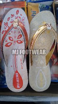 Ladies PU Slippers 10