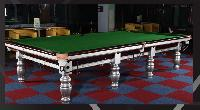 British Snooker Table