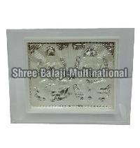 Silver Foil Photo Frames