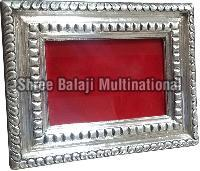 Silver Plated Wooden Photo Frame 03