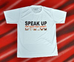 Women Round Neck T-Shirt 04