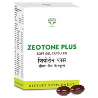 Zeotone Plus Soft Gel Capsules