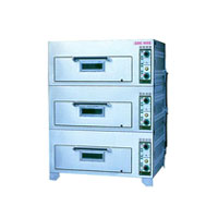 Deck & Rotary Oven (MO-300G)