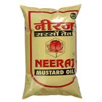 Mustard Oil (Neeraj Brand - Pouch) 1 Ltr.