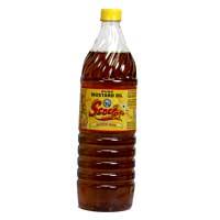 Mustard Oil (Scooter Brand - PET Bottle) 1 Ltr.