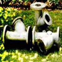 Valve Casting in Low Alloy