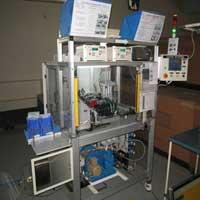 Automatic Leak Testing Machine