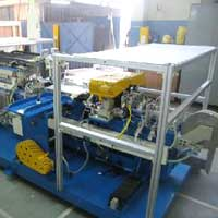 Double Head Wire Winding Machine