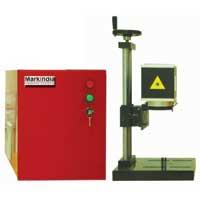 Fiber Optic Laser Marking Machine