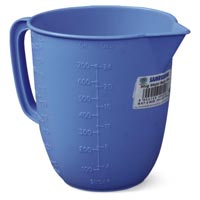 Major Plastic Bath Mug