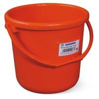 Mini Tiger Plastic Bucket