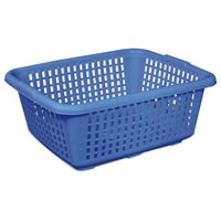 Plastic Kitchen Crate