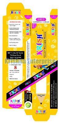 Velvet Polymer Pencils 02