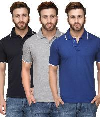 T-shirt Polo Mens Slim Fit
