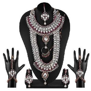 Elegant Bridal Jewellery Set