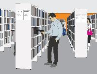 RFID Smart Shelf System