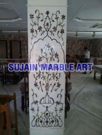 Marble Inlay Floor Tiles 02
