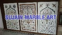 Marble Inlay Floor Tiles 05