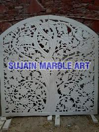 Marble Inlay Panel 02