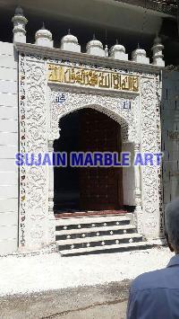 Marble Masjid Qibla 05