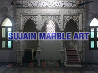 Marble Masjid Qibla 06