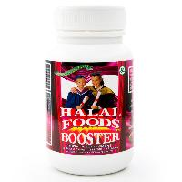 Halal Foods Booster Strawberry (Chewable Tablets)