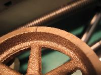 Manganese Bronze Casting 06