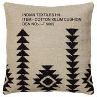 Cotton Kelim Cushion 9002