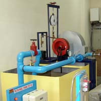 Hydraulic Machine Laboratory Equipments