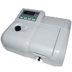 Single Beam UV-Visible Spectrophotometer