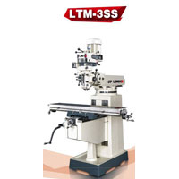 Vertical Turret Milling Machine (LTM-3SS)