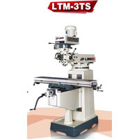 Vertical Turret Milling Machine (LTM-3TS)