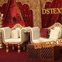 Asian Wedding Gold King Furniture