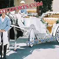 Cyprus Wedding Carriage
