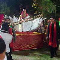 Indian Wedding Crystal Doli