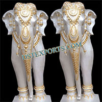 Royal Indian Elephant Statue